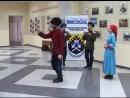 Казачий танец с шашкой
