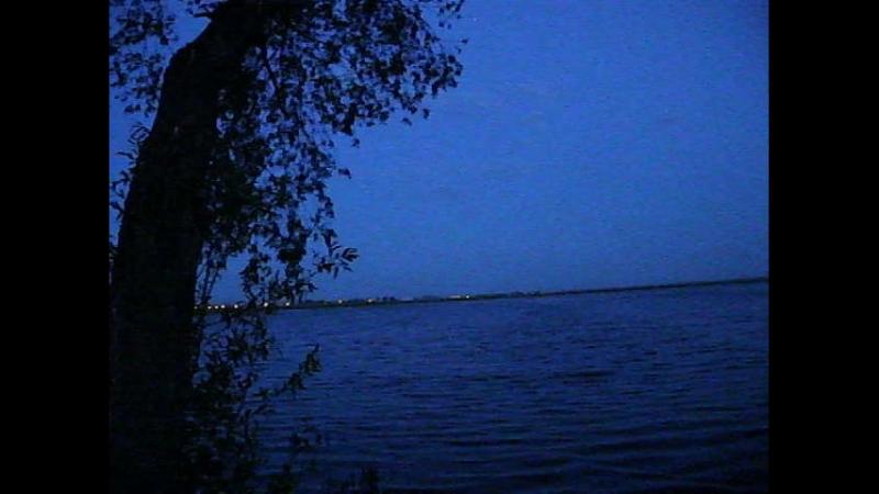Ночь и рыбалка.