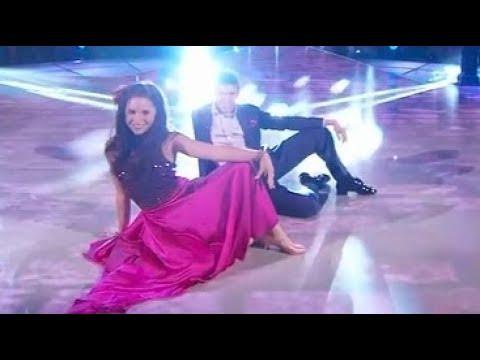 Mackenzie Ziegler Sage Rosen - Foxtrot | Dancing With The Stars Juniors - DWTS | Episode 1
