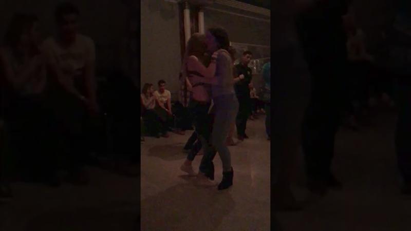 Girls Danse Kizomba