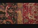 Реставрация императорского ковра в Метрополитен музее в Нью Йорке 2006 2011