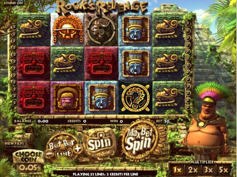 Обзор игрового автомата Rooks Revenge от Вулкан