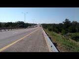 База отдыха Эльдорадо и путь домой автостопом по трассе М4 Дон