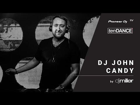 TenDANCE show выпуск 47 w/ DJ John Candy @ Pioneer DJ TV | Saint-Petersburg