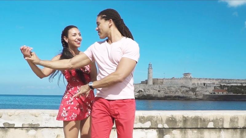 """Dancing Casino en el Malecon Habanero - """"Acuérdate Tin"""" - la Salsa de Hector Daniel y A. Abreu"""