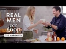 Chef Seamus Mullen and Gwyneth Paltrow | Real Men Eat goop: The Margarita | goop