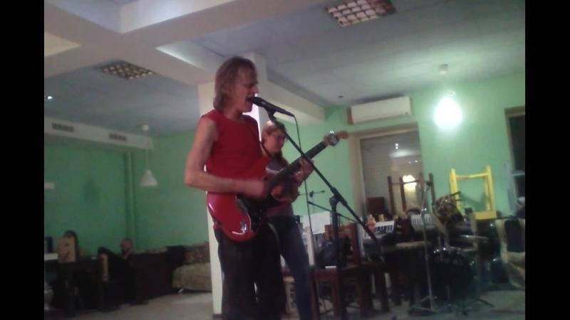 Alex Carlin rehersals in Astrakhan 07092018