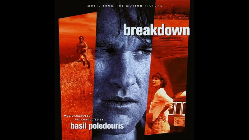 Breakdown 1997 Soundtrack Suite OST Basil Poledouris