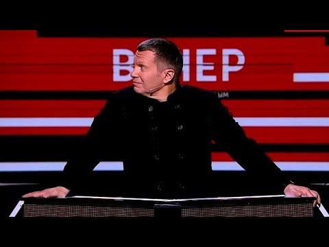 Такого ОТКРОВЕНИЯ Соловьев ещё не слышал! Редакторам шоу пришлось ЗАПИКАТЬ выступление Хазина!