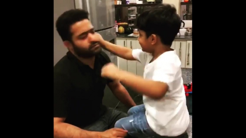 Jrntr When you become a punchingbag for your son karatekid elderbrat lazysunday