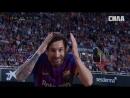 «Валенсия» - «Барселона». Гол Лионеля Месси