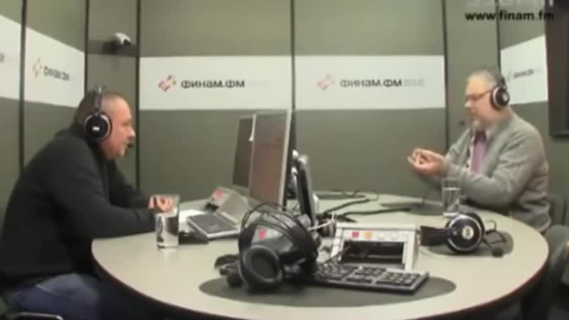 Внутриэлитный арбитр Путин как инициатор краха системы. Михаил Хазин