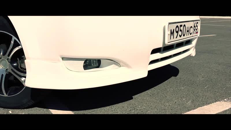 Предпродажное видео для Instagram (Toyota Corolla Runx)