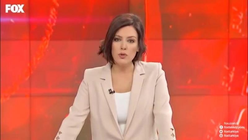 20 Mayıs 2018 Gülbin Tosun ile FOX Ana Haber Hafta Sonu