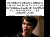 Прислуживай мне, шлюха Проспект Бразилии vs Второе солнце