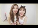 180807 Dance Catch Up - Wavy Dance (Сыльги Вэнди) @ Инстаграм Red Velvet