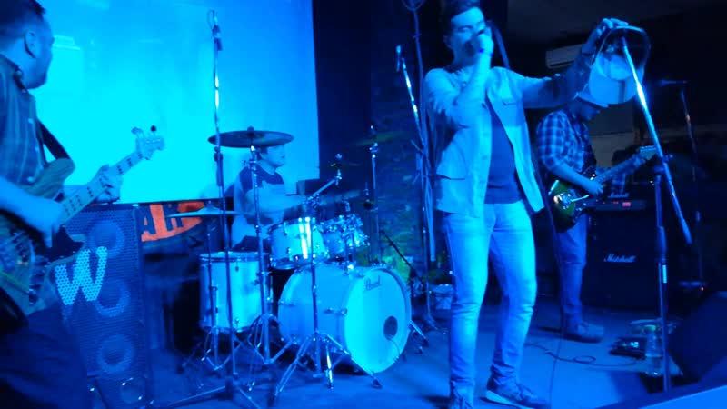 Капитаны Асфальтовых Прерий - Хитин (live Badland Club 19.01.19)