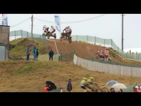 CHAMPIONNAT DU MONDE 2013 Sidecarcross GUEUGNON