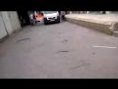18.07.2014-12-49-17 Украинские каратели бомбят восточные квартала Луганска