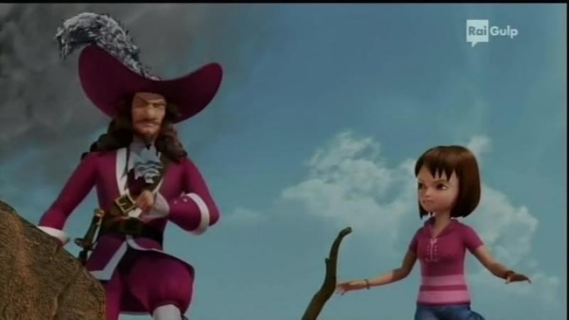 Le nuove avventure di Peter Pan S2E15 - La pietra della discordia