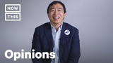 Andrew Yang on Universal Basic Income and Why He's Running On It For President Op-Ed NowThis