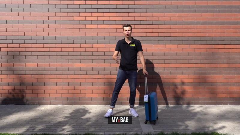 Обзор самого популярного чемодана American Tourister Bon air