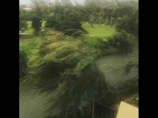Тайфун «Мария» обрушился на Восточный Китай - 11.07.2018