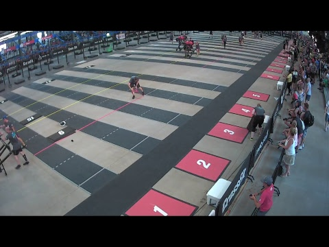 2018 CrossFit Games | Age Group Core Couplet