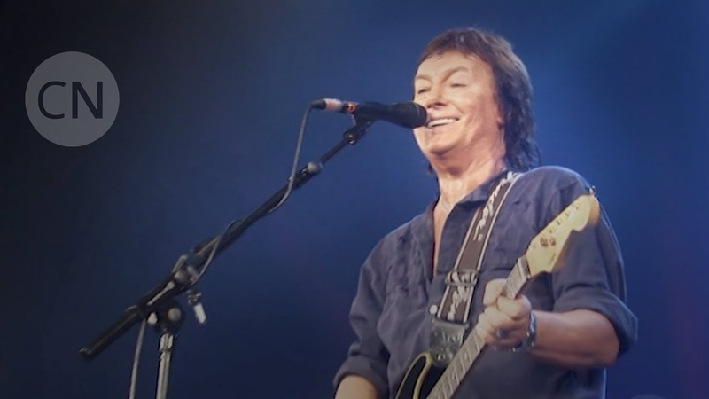 Chris Norman - Ill Meet You At Midnight (Live In Concert 2011) OFFICIAL