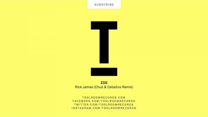 ZDS - Rick James (Chus Ceballos Remix)