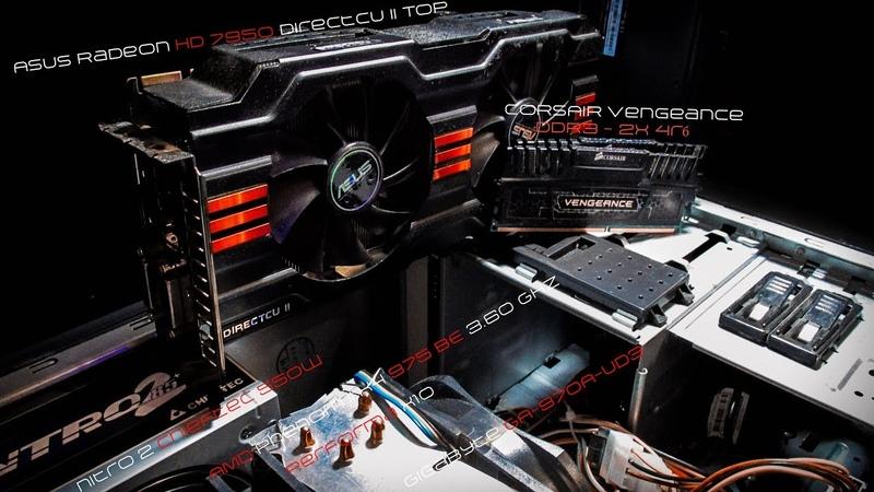 Что может в 2018 AMD Phenom II X4 975BE ASUS Radeon HD 7950 WOT, CSGO,Homefront - The Revolution