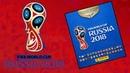 FIFA WORLD CUP RUSSIA 2018 ОБЗОР ПОЛНОЙ КОЛЛЕКЦИИ ОТ PANINI
