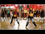 LIZ - When I Rule the World Choreography by Blake McGrath