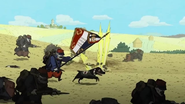 Концовка игры Valiant Hearts: The Great War