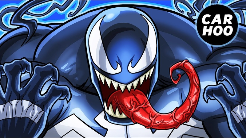 WHAT IF THIS HAPPENED IN VENOM MOVIE 【Marvel Superheroes Parody】
