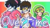 Overtime (MEME)(Creepypasta)(Meh B-day)