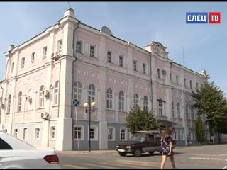 В Ельце на исторических зданиях появились информационные таблички