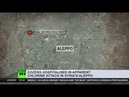 Dozens hospitalized in Syria's Aleppo after militants shell city with poison gas – reports