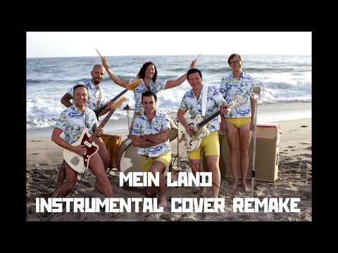 Rammstein - Mein Land (instrumental cover REMAKE)