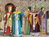 23 августа Мученики архидиакон Лаврентий, Папа Сикст, диаконы Феликиссим и Агапит, воин Роман, Римские