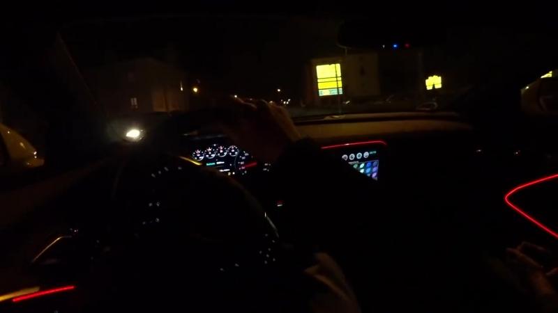 [Lets Drive] 2018 Chevrolet Camaro V8 POV Night Drive Lets Drive