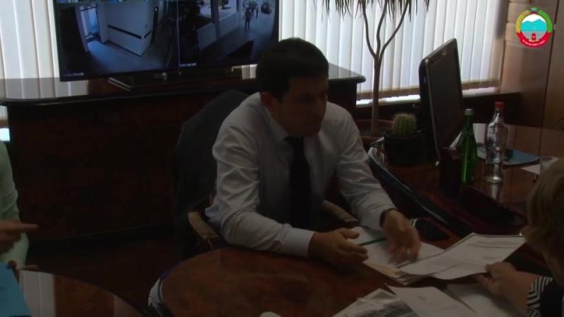 Прокурор РД Денис Попов отметил, что главный повод для обращений – поиск социальной справедливости