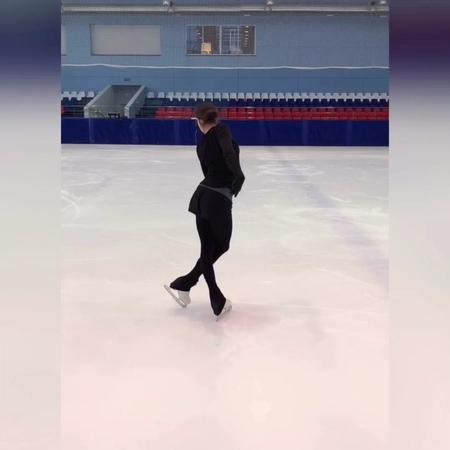 """Daniil Gleikhengauz on Instagram: """"Сборы в Новогорске подошли к концу! Огромное количество работы было проведено! Спасибо всем тренерам и спортсмен..."""