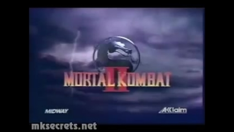 Mortal Kombat II - Extended Live Action TV Spot _ Commercial (45 Seconds)