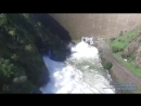 Lake Berryessa is 35' OVER the Glory Hole Spillway 4K HD Drone Report - Lake Berryessa News 2-21-
