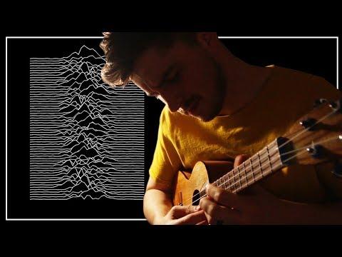 I play a Joy Division album on the ukulele