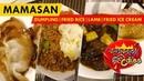 Mamasan Restaurant চাইনিজ এবং থাই খাবারের নতুন ঠিকানা। | Dumpling | Fried R