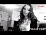 Полина Гагарина - Камень на сердце (cover by Александра Шкалей),красивая девушка классно поёт кавер,красивый голос,поёмвсети
