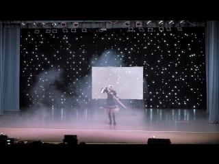 Косплей-дефиле (соло)_Кида Сэмпай – 2B (Ту-би) (Nier Automata)