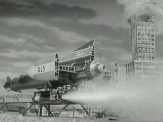Fireball XL5 Episode 017 - Wings of Danger